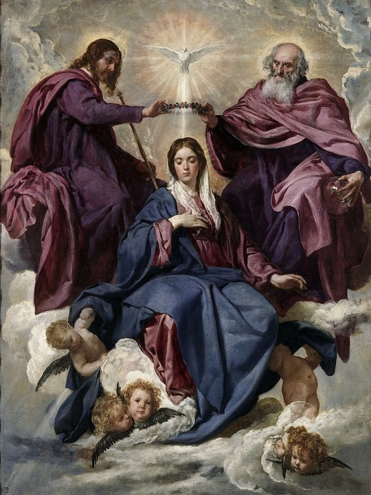 Coronation Of The Blessed Virgin
