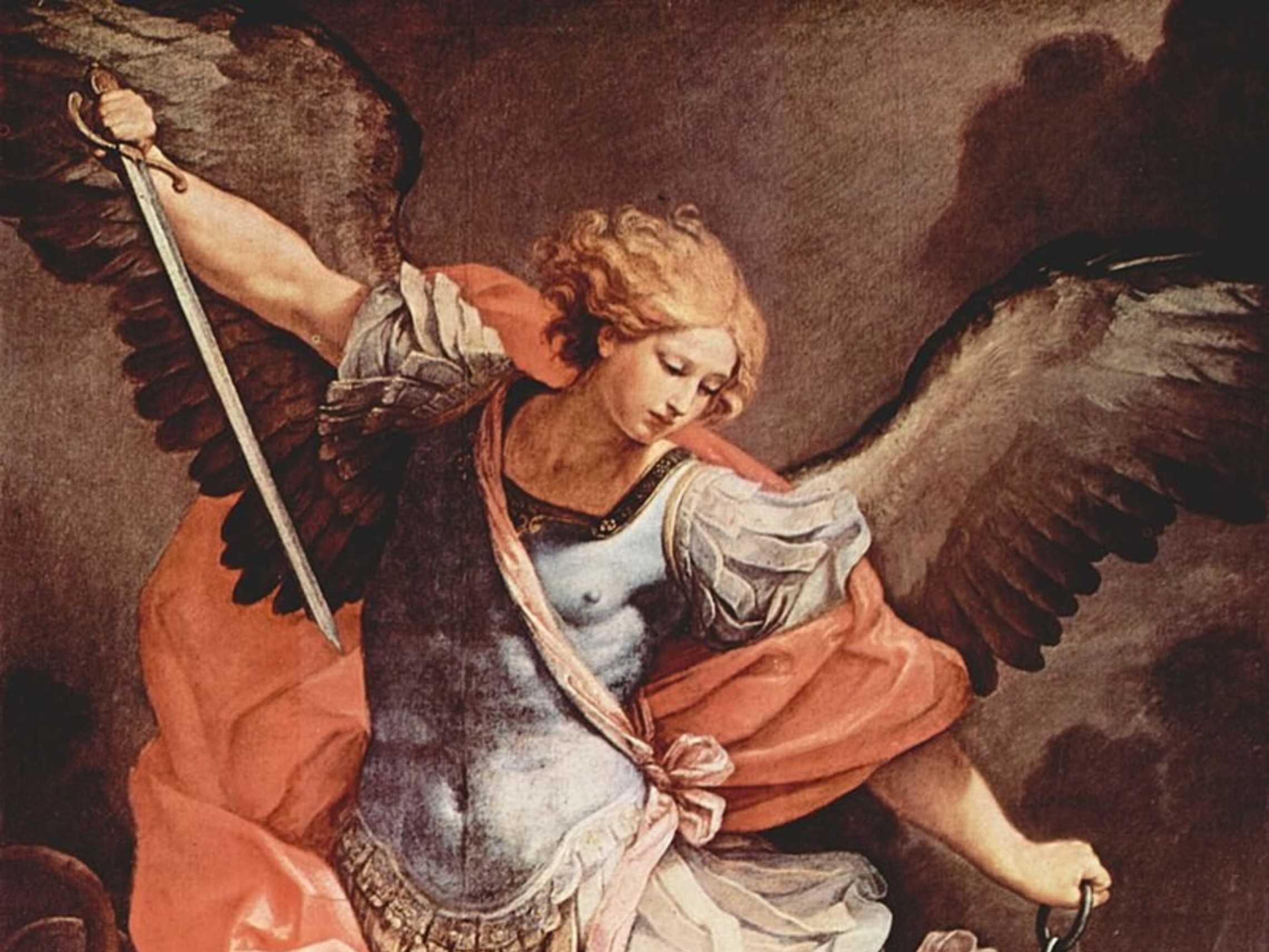 St Michael Guido Reni